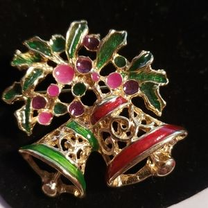 Vintage Christopher Radko Brooch